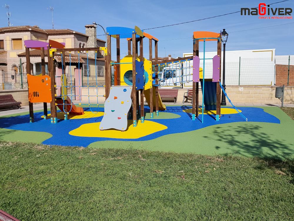Nuevo parque infantil